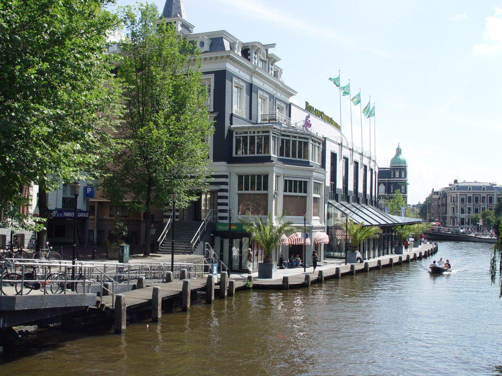 Leidseplein Lido Holland Casino Amsterdam Boat Center